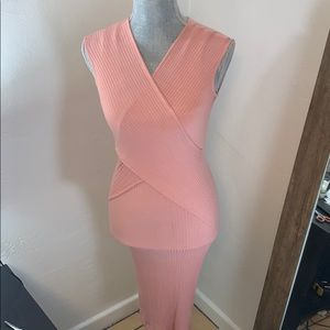 Venus ribbed dress size XS